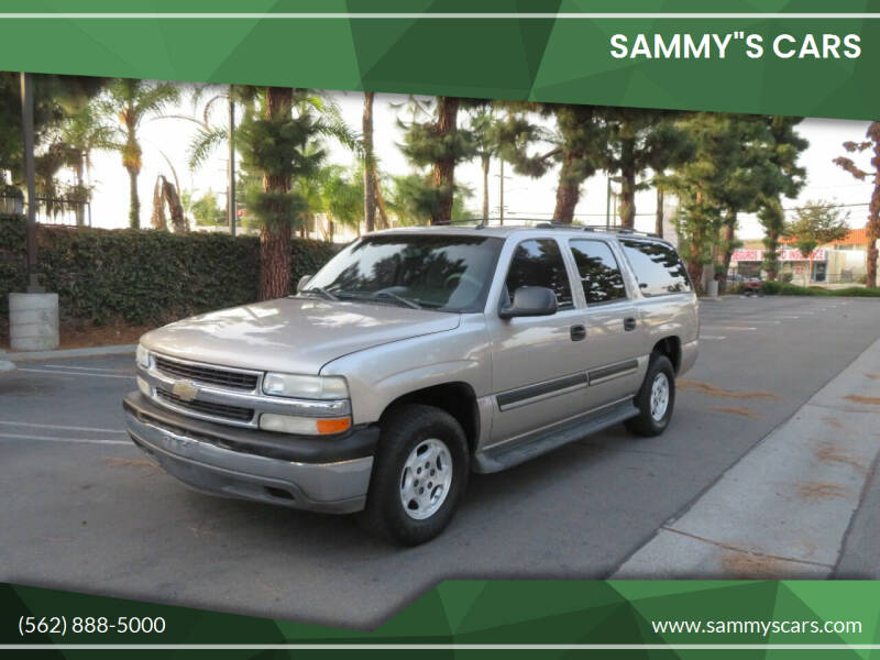 """2005 Chevrolet Suburban for sale at SAMMY""""S CARS in Bellflower CA"""