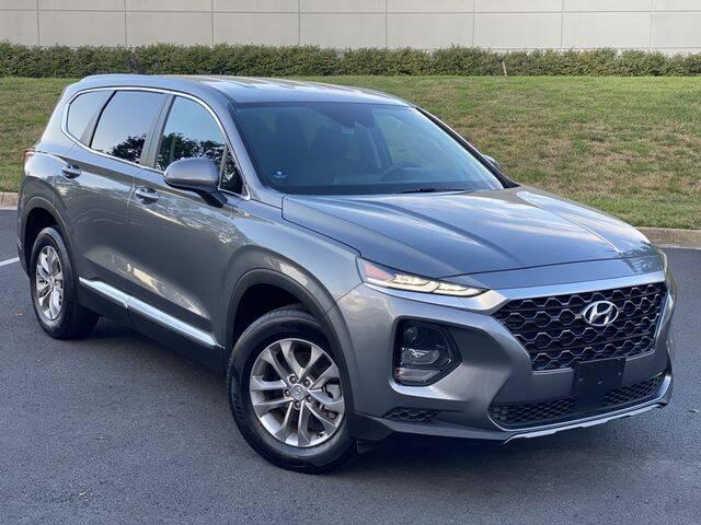 2019 Hyundai Santa Fe for sale at SEIZED LUXURY VEHICLES LLC in Sterling VA