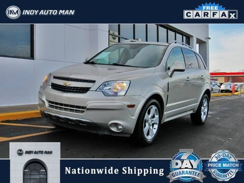 2014 Chevrolet Captiva Sport for sale at INDY AUTO MAN in Indianapolis IN