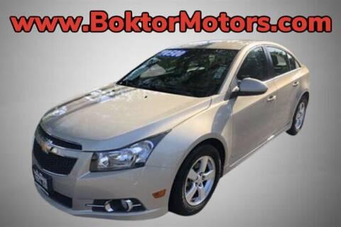 2011 Chevrolet Cruze for sale at Boktor Motors in North Hollywood CA