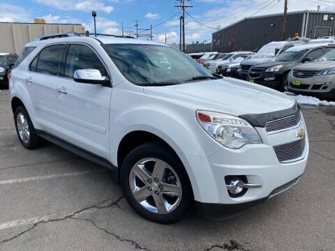 2014 Chevrolet Equinox for sale at New Wave Auto Brokers & Sales in Denver CO