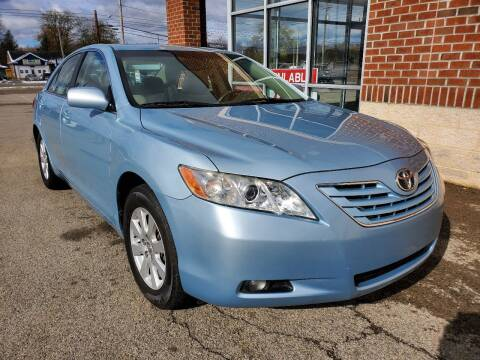 2007 Toyota Camry for sale at Boardman Auto Exchange in Youngstown OH