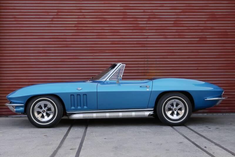 1965 Chevrolet Corvette for sale at Sierra Classics & Imports in Reno NV