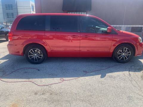 2014 Dodge Grand Caravan for sale at FAIR DEAL AUTO SALES INC in Houston TX