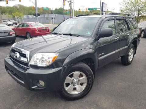 2006 Toyota 4Runner for sale at Cedar Auto Group LLC in Akron OH