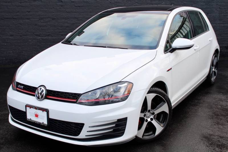 2016 Volkswagen Golf GTI for sale at Kings Point Auto in Great Neck NY