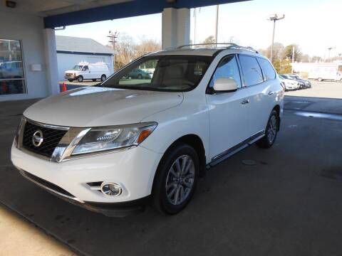2014 Nissan Pathfinder for sale at Auto America in Charlotte NC