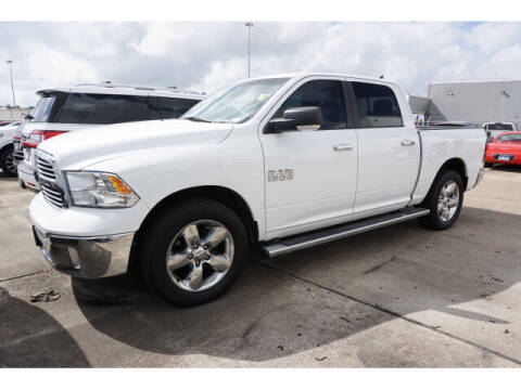 2018 RAM Ram Pickup 1500 for sale at BAYWAY Certified Pre-Owned in Houston TX