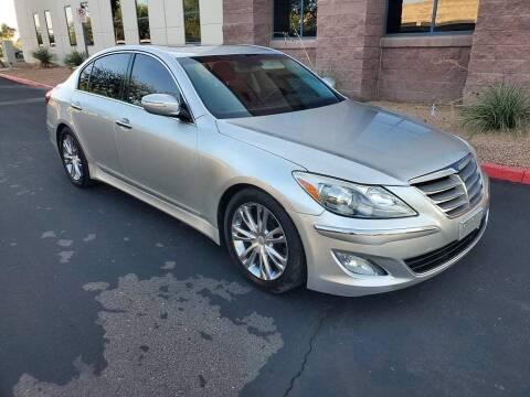 2012 Hyundai Genesis for sale at Autodealz in Tempe AZ