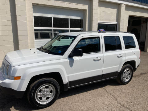 2016 Jeep Patriot for sale at Ogden Auto Sales LLC in Spencerport NY