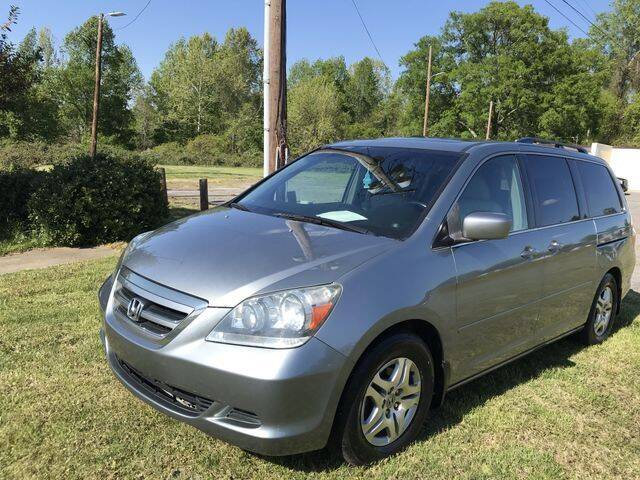 2006 Honda Odyssey for sale at Deluxe Auto Group Inc in Conover NC