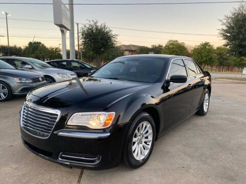 2012 Chrysler 300 for sale at CityWide Motors in Garland TX