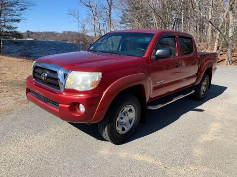 2007 Toyota Tacoma for sale at Elite Pre-Owned Auto in Peabody MA