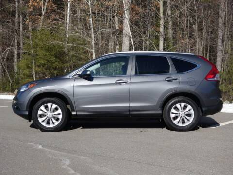 2014 Honda CR-V for sale at Auto Mart in Derry NH