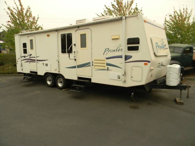 1999 Fleetwood Prowler 29' for sale at PREMIER MOTORSPORTS in Vancouver WA