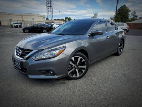 2018 Nissan Altima for sale at Northwest Premier Auto Sales in West Richland And Kennewick WA