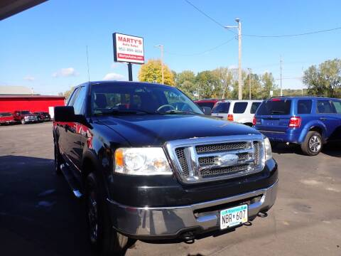 2008 Ford F-150 for sale at Marty's Auto Sales in Savage MN