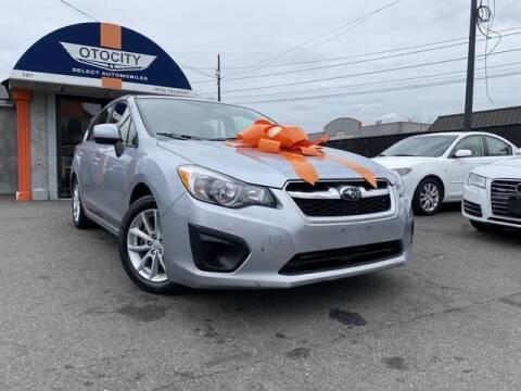 2013 Subaru Impreza for sale at OTOCITY in Totowa NJ