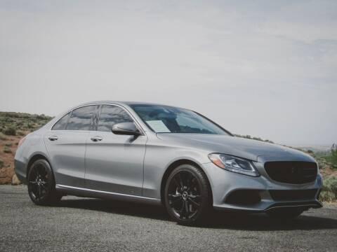 2016 Mercedes-Benz C-Class for sale at Northwest Premier Auto Sales in West Richland WA
