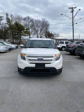 2011 Ford Explorer for sale at Elite Motors in Knoxville TN