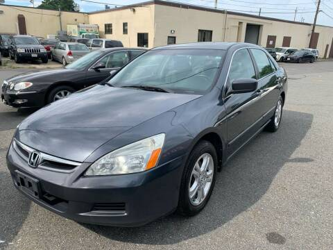 2007 Honda Accord for sale at Cote & Sons Automotive Ctr in Lawrence MA