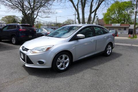 2013 Ford Focus for sale at FBN Auto Sales & Service in Highland Park NJ