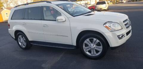 2008 Mercedes-Benz GL-Class for sale at Elite Auto Brokers in Lenoir NC