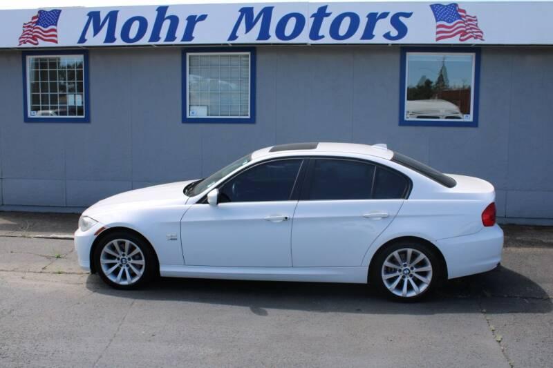 2011 BMW 3 Series for sale at Mohr Motors in Salem OR