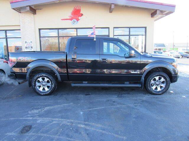2013 Ford F-150 for sale at Cardinal Motors in Fairfield OH