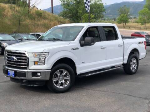 2015 Ford F-150 for sale at Lakeside Auto Brokers in Colorado Springs CO