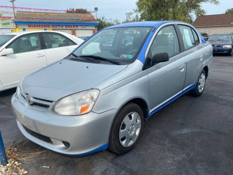 2003 Toyota ECHO for sale at Diamond Auto Sales in Pleasantville NJ