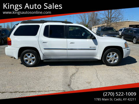 2006 GMC Envoy XL for sale at Kings Auto Sales in Cadiz KY