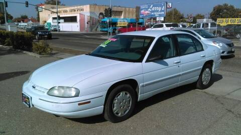 1998 Chevrolet Lumina for sale at Larry's Auto Sales Inc. in Fresno CA