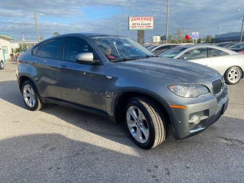 2012 BMW X6 for sale at Jamrock Auto Sales of Panama City in Panama City FL