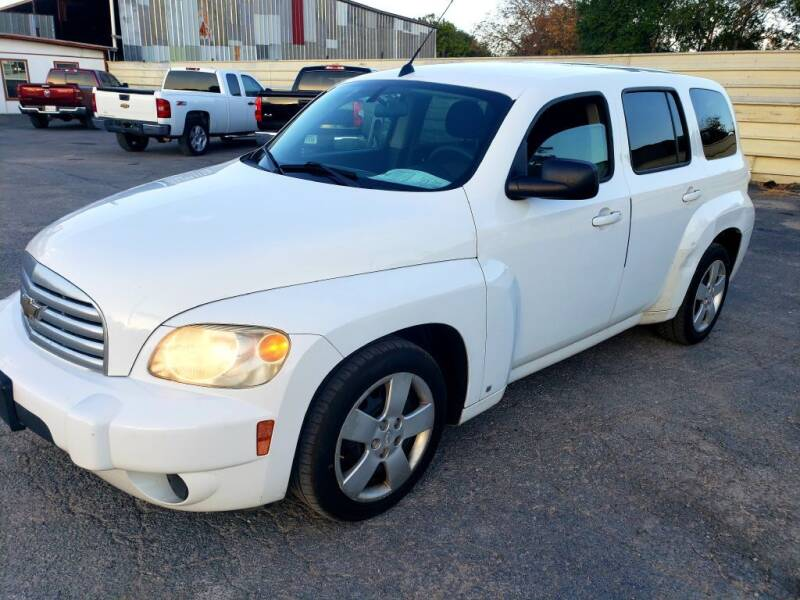 2009 Chevrolet HHR for sale at Jackson Motors Used Cars in San Antonio TX