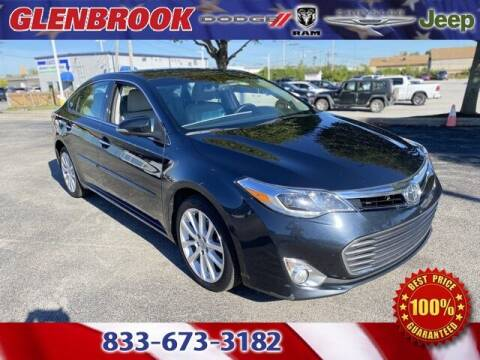 2015 Toyota Avalon for sale at Glenbrook Dodge Chrysler Jeep Ram and Fiat in Fort Wayne IN