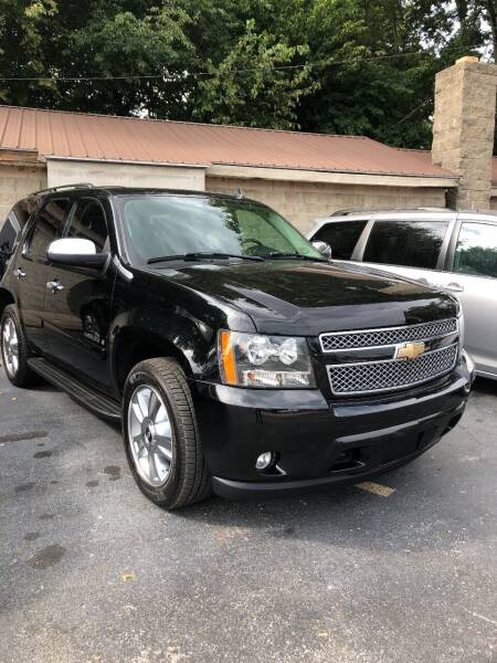 2008 Chevrolet Tahoe for sale at Butler's Automotive in Henderson KY