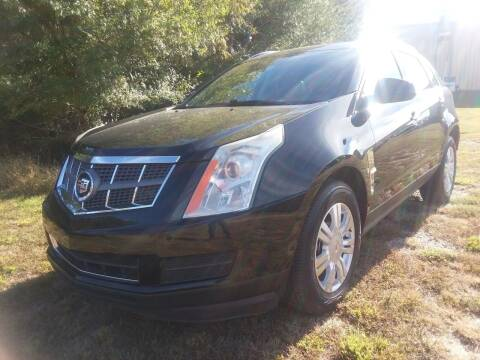 2010 Cadillac SRX for sale at BP Auto Finders in Durham NC