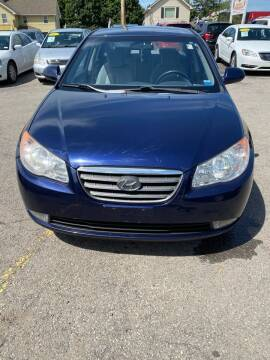 2008 Hyundai Elantra for sale at Right Choice Automotive in Rochester NY