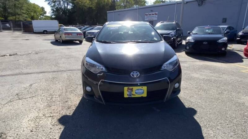 2016 Toyota Corolla for sale at Roadmaster Auto Sales in Pompano Beach FL