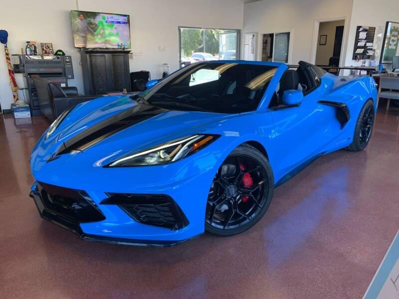 2020 Chevrolet Corvette for sale at Allen Motors, Inc. in Thousand Oaks CA