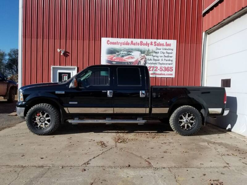 2005 Ford F-250 Super Duty for sale at Countryside Auto Body & Sales, Inc in Gary SD