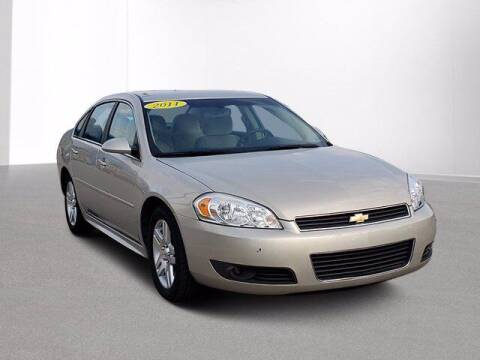 2011 Chevrolet Impala for sale at Jimmys Car Deals in Livonia MI
