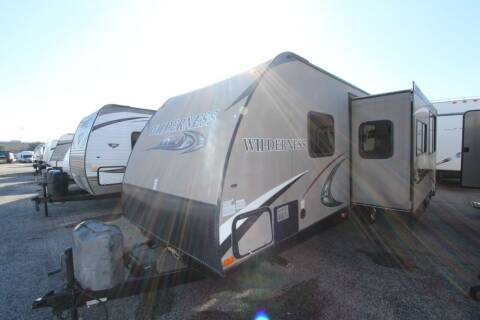 2014 Heartland Wilderness for sale at Ezrv Finance in Willow Park TX