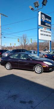 2003 Lexus ES 300 for sale at Silverline Motors in Grand Rapids MI