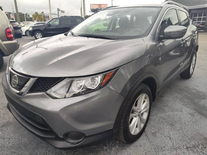 2019 Nissan Rogue Sport for sale at Celebrity Auto Sales in Port Saint Lucie FL