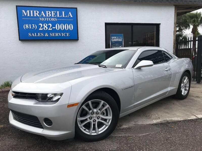 2015 Chevrolet Camaro for sale at Mirabella Motors in Tampa FL