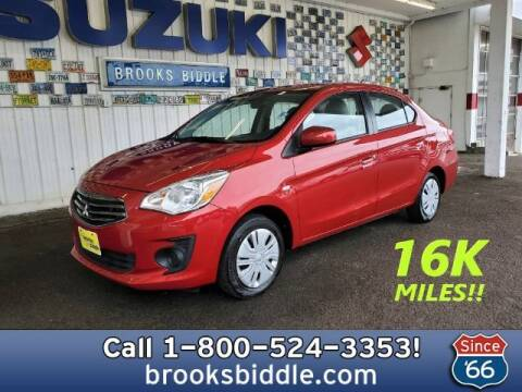 2018 Mitsubishi Mirage G4 for sale at BROOKS BIDDLE AUTOMOTIVE in Bothell WA