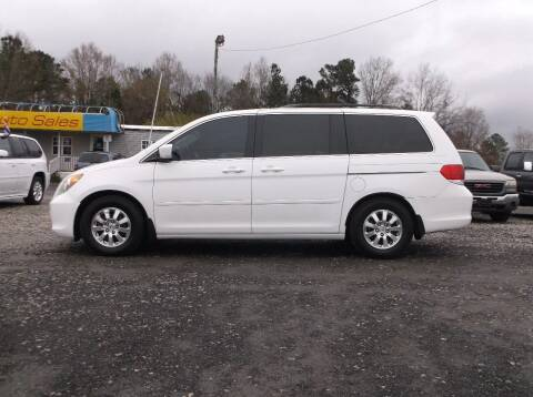 2008 Honda Odyssey for sale at Car Check Auto Sales in Conway SC
