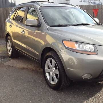 2007 Hyundai Santa Fe for sale at Lance Motors in Monroe Township NJ